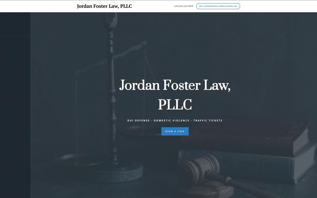 Jordan Foster Law