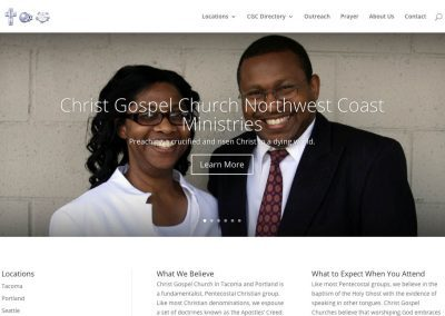 Christ Gospel Church – Northwest Coast Ministries